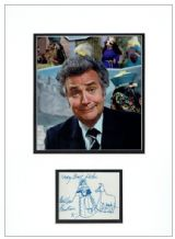 Michael Bentine Autograph Signed Display